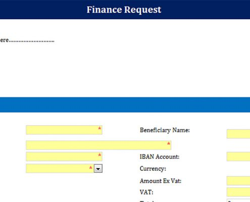 ithornet_disney_finance_request_form_feature